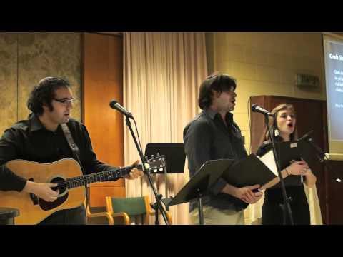 """Oseh Shalom"" - HUC-JIR Debbie Friedman Memorial Concert 2012"