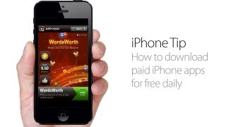 How to Download Paid Apps for FREE Daily on iPhone, iPod, iPad