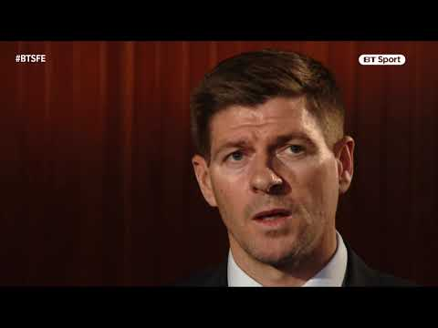 Exclusive interview: Steven Gerrard at Rangers - Scottish Football Extra