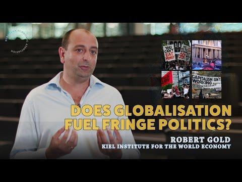 Does Globalisation Fuel Fringe Politics? - Robert Gold, EEA 2016