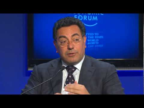 Davos Annual Meeting 2010 - Global Industry Outlook: Heavy I