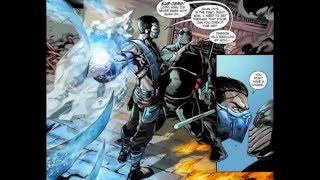 Respect MKX Sub-Zero: Grandmaster Of The Lin Kuei Part 1