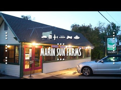 Ristorante Marin Sun Farms | Point Reyes, California
