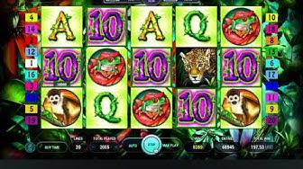 Totally Wild  Online Casino Slot Machine