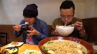 【大食い】SUSURU氏とゆるく蟻塚で【デカ盛り】