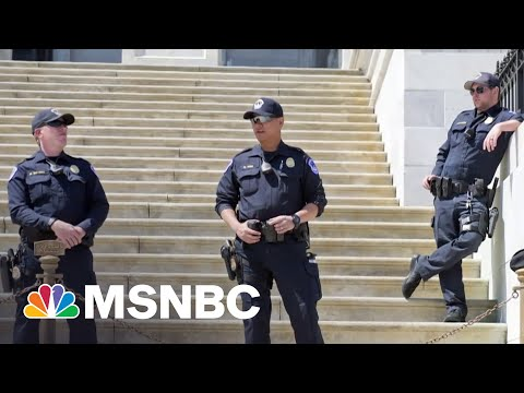 U.S. Capitol Police May Be Forced To Furlough Officers Due To Cash Crunch