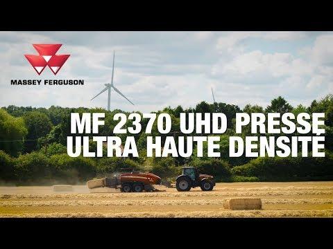 MF 2370 UHD Presse Ultra Haute Densité