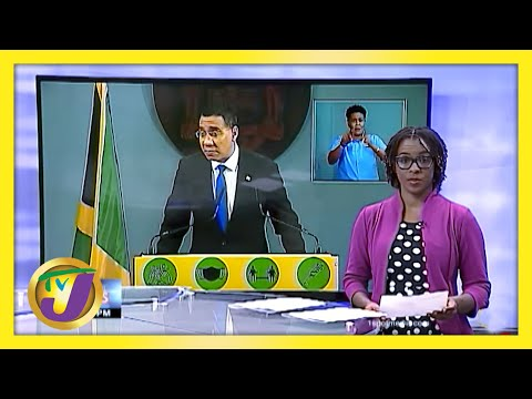 Jamaica's Prime Minister Condemns Illegal Parties | TVJ News