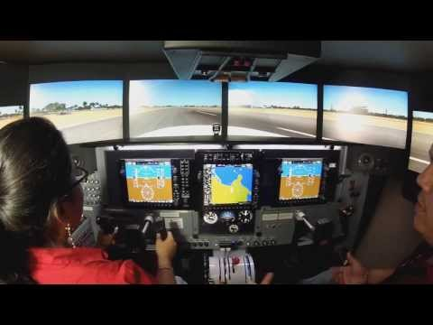 Tropic Air Belize Introduces First of its Kind Flight Simulator to the Region