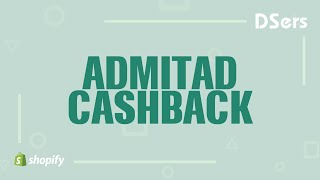 How to use Admitad cashback and check your earning - DSers Pro Dropshipping