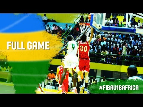 Benin v Egypt - Full Game - 2016 FIBA Africa U18 Championship