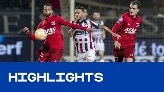 HIGHLIGHTS | Willem II - AZ