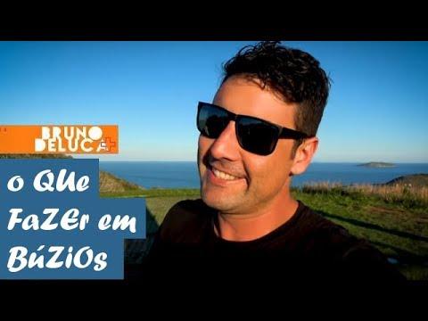 O que fazer em Búzios? Os passeios mais legais, com Bruno De Luca.