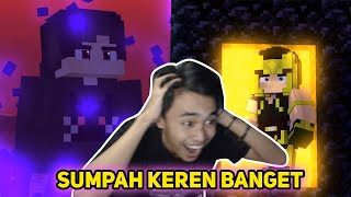 KEREN PARAH YOUTUBE REWIND MINECRAFT ANIMATION 2020 !