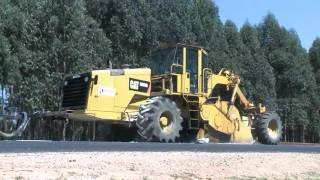 Cat® RM300 Reclaimer In Action