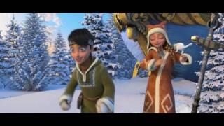 Снежная королева 3 - Русский трейлер (2016)