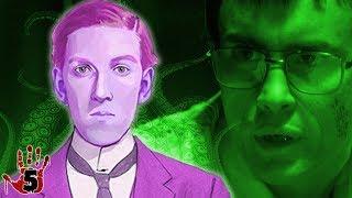 Top 5 Scariest Lovecraftian Protagonists