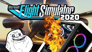 New Flight Simulator 2020 FAQ! Can your computer handle it?