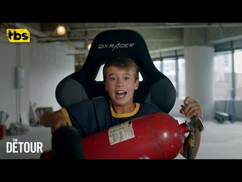 The Detour: Fun Being Weird   Season 2 Returns February 21  TBS