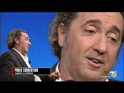 Faccia a Faccia con il regista premio Oscar, Paolo Sorrentino