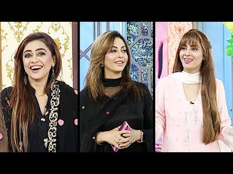 Ek Nayi Subah With Farah - 25 September 2017 - A Plus