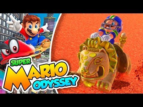 ¡El Jaxi ganador! - #27 - Super Mario Odyssey en Español (Switch) DSimphony