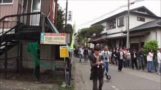 コールデンウイークに喜多方ラーメン「ばんない」に行ってみた 山水康平 検索動画 22
