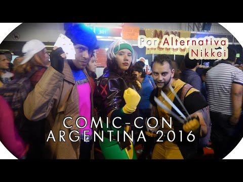 Compilado: ¡Comic-Con Argentina 2016!