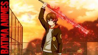 7 Animes onde o Protagonista OCULTA seu PODER!