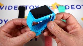 GPS часы Smart Watch V7K X10. Smartwatch часы GPS детские с GPS трекером Smart Baby Watch Plus 0+