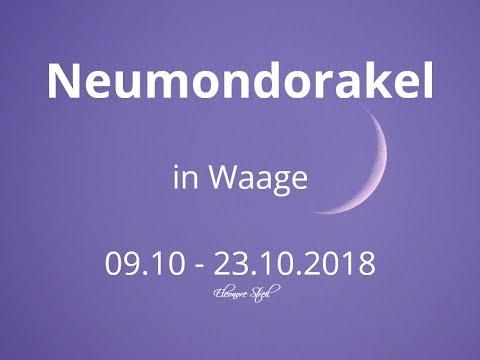 Neumond  Orakel 09.-23.10.2018 –  Herzentscheidungen
