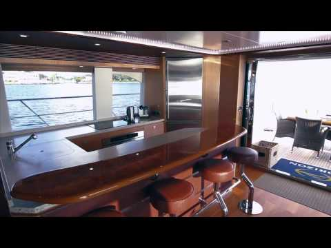 Horizon Yachts PC60 Power Catamaran  Elegant Stable and Efficient
