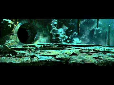 Harry Potter and the Deathly Hallows part 2 - the ride to Belatrix