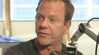 CMT Radio: Kiefer Sutherland Writes His Own Songs