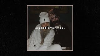 Free Xxxtentacion x Billie Eilish Type Beat - ''Crying Over You'' | Sad Piano Instrumental 2020