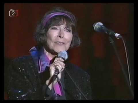 Hana Hegerová - Tak už bal (Faut pas pleurer comme ca) (23.6.2000)