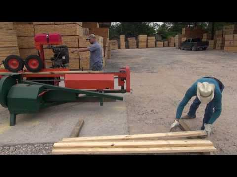 Morgan Single-Head Resaw For Sale By Lincoln Lumber