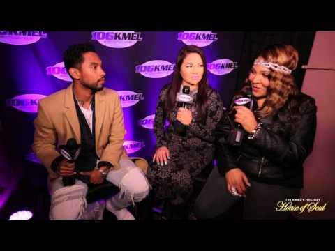Miguel talks vacationing in Mexico, Grammy Nominations and plans for the holidays
