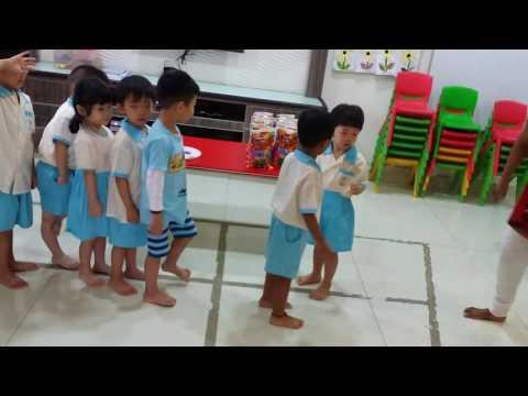 Wong jay yang 2016 birthday party at campus junior kindergarden(2)