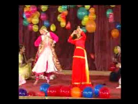 Himachali Giddha Pahari Folk