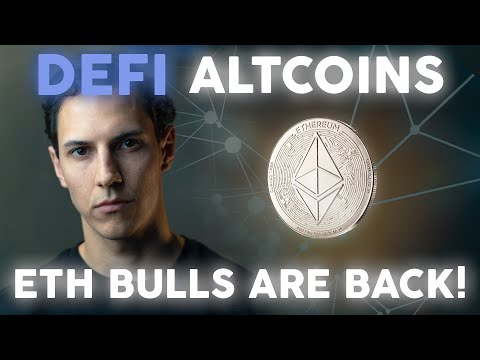 DeFi Altcoins Will Explode! ETH is Back | Get Rich With Crypto