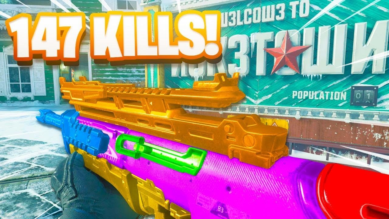 Download the VMP is OVERPOWERED.. (147 KILLS GAMEPLAY!) - COD BO4 UPDATE