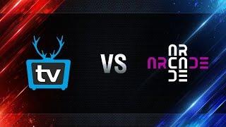 WePlay vs Arcade eSports - day 4 week 2 Season I Gold Series WGL RU 2016/17