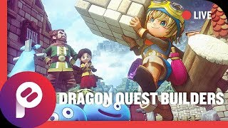 Getting Hyped for Dragon Quest Builders 2!