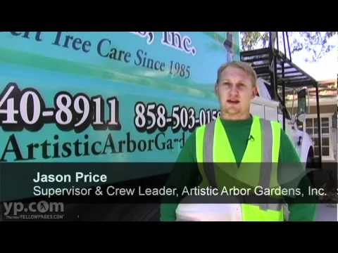 Artistic Arbor Gardens Inc. | Tree Specialists | Lakeside CA