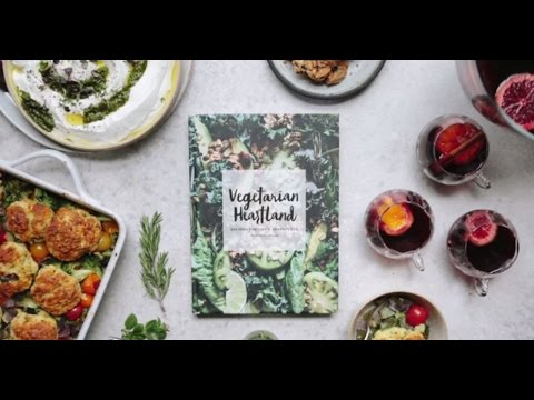 Vegetarian Heartland - Recipes for Life's Adventures