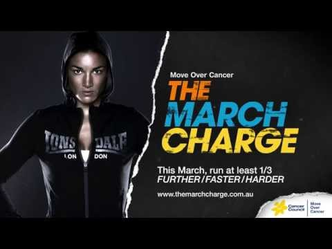 The March Charge - Whats New In Fitness