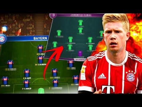 FIFA 18 : ERST BAYERN 🔜 DANN ... ??! 😳🔥 Jahn Regensburg Karriere #53