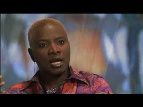 Angelique Kidjo Interview