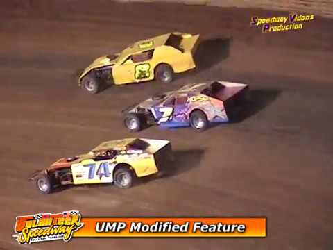 "A LOOK BACK:  Volunteer Speedway ""UMP Modified"" July 4 & 5 , 2003"